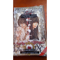Livro Death Note - One Note - Frete Grátis Para Brasília