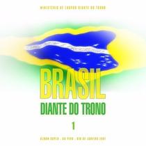 Cd Duplo - Brasil - Diante Do Trono * Lacrado *