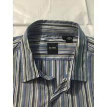 Camisa Hugo Boss Nueva Sin Etiquetas