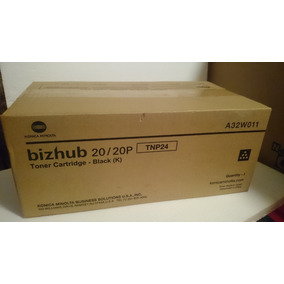 Toner Cartridge-black (k) Bizhub 20/20p A32w011