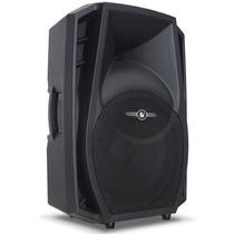 Caixa De Som Passiva Acústica Frahm 300w Ps15 Com Garantia