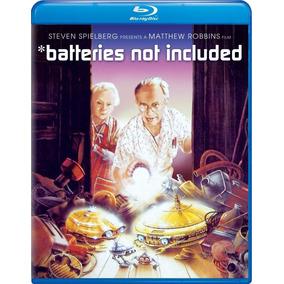 Blu-ray O Milagre Veio Do Espaço Dublado Lacrado