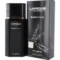 Perfume Lapidus Black Extreme 100ml Men