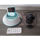 Ipod Nano (3a Generación) 8gb + Bocina Jbl Azul - Usado