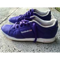 Zapatillas Reebok 3d Ultralite Violetas. T38
