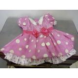 Vestido Fantasia Da Minnie, Da Disney Store