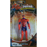 Muñecos Spiderman Iron Spider 2099 Agente Venom Kid Archid