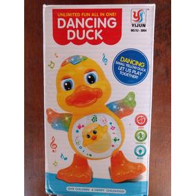 Pato Que Canta, Dança E Acende