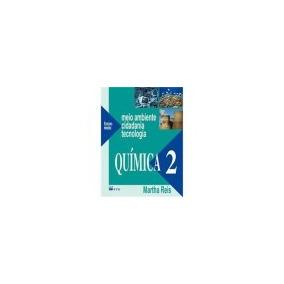 Quimica 2 Meio Ambiente Cidadania Tecnologia - Professor - M