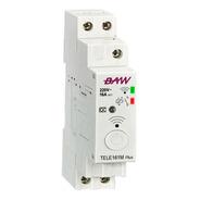 Interruptor Wifi Smart Inteligente 16a Din Baw Tele161m Plus