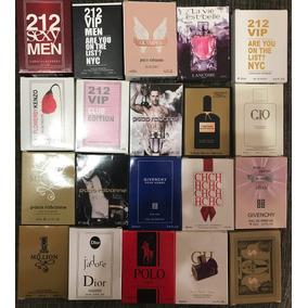 Perfumes Importados Muestras 20 Ml Originales, Excelentes !!