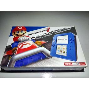 Nintendo 2ds Desbloqueado + Película, R4, Carregador Usb