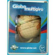 Globo Terraqueo Multigiro Zepia Glotter
