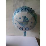 Globo Baby Shower Es Niño 20 Cm