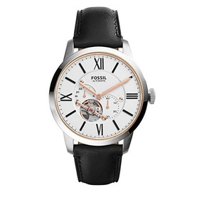 f10e4c71f03c Reloj Fossil Me1082 Blanco Automatico - Relojes en Mercado Libre Perú