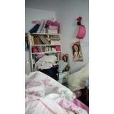 Dormitorio De Nena Escritorio Comoda Blanco Laqueado. (anny)