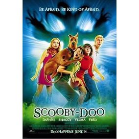 Coleção Completa De Filmes Scooby-doo (4 Dvd