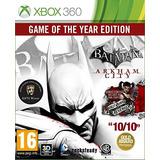 Batman Arkham City Edición Del Juego Del Año (uk)