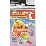 Guia T Plano Desplegable Capital Federal Calles 2015 Subtes