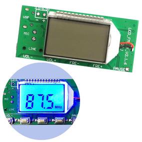 Transmissor Fm Pll Digital Usb Computador Celular Estéreo P2