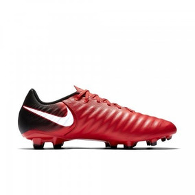 Chuteira Preta Com Vermelho N44 - Chuteiras Nike de Campo para ... 6bd8938e5919c