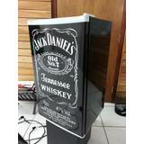 Adesivo Geladeira Frigobar Decorativo Jack Heineken Porta