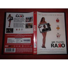 Mundo Raro - Ana Serradilla Dvd Nac Esp Mdisk
