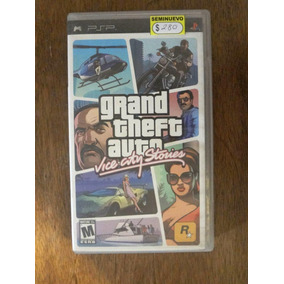 Grand Theft Auto Vice City Stories _ Psp _ Shoryuken Games