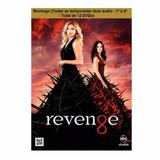 Revenge Todas As Temporadas Completa Dual Áudio Frete Grátis