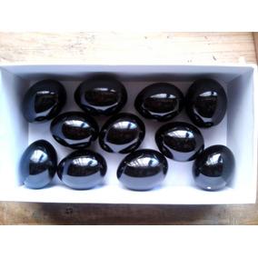 Huevo De Obsidiana, 4 Cm. Aprox.el Precio Es Por C/u