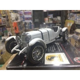 Danbury Mint 1/24 1931 Mercedes Benz Sskl Con Caja