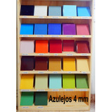 Azulejos De Colores Para Mosaiquismo 15x15 Cm Quilmes
