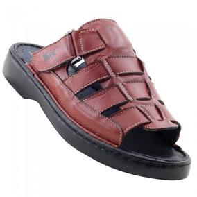 Chinelo Masculino 323 Inovatta Comfort Framboesa