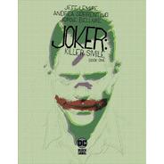 Joker: Killer Smile Book 1 De 3 (2019) Dc Black Label