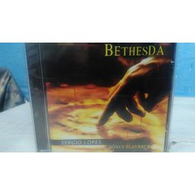 Cd Bethesda /sergio Lopes/com Play Back