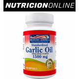 Garlic Oil 5000 Mg (100 Softgels) Healthy America Invima