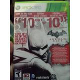 Juego Xbox 360 Batman