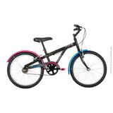 Bicicleta Caloi Infantil Monster High 20 Preta 2016