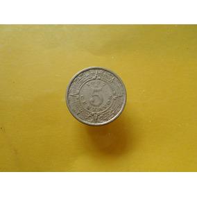 Moneda Antigua 5 Centavos 1937 Buen Estado ¡bonita!