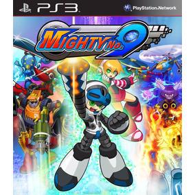 Mighty No. 9 Ps3 Digital Gcp