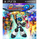 Mighty No. 9 Ps3 Digital Gcp