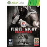 Fight Night Champion Xbox 360 Nuevo Citygame Ei