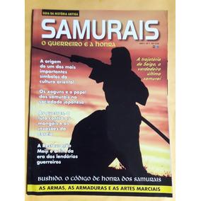 Revista Samurai - O Guerreiro E A Honra N°01