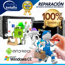 Reparacion Auto Radios Android Windows Kenwood Jvc Jl Audio