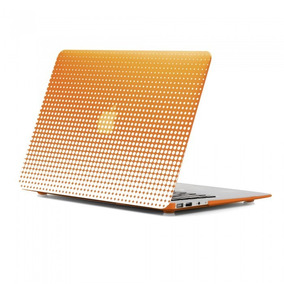 Funda Carcasa Macbook Pro 13 Uncommon Gradient Amarillo