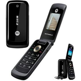 Celular Flip Motorola Wx295,desbloq,visor Externo Desligado