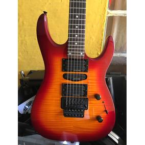 Guitarra Kramer Striker Floyd Rodé 24 Trastes Push Pull
