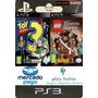 Lego Pirata Del Caribe + Toy Story 3 // Playbahia