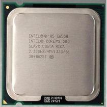 Processador Core 2 Duo E6550 2.33 Pra 775 Ddr2 Ou Ddr3