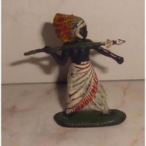 Forte Apache - África Misteriosa - Gulliver - Índio Lança